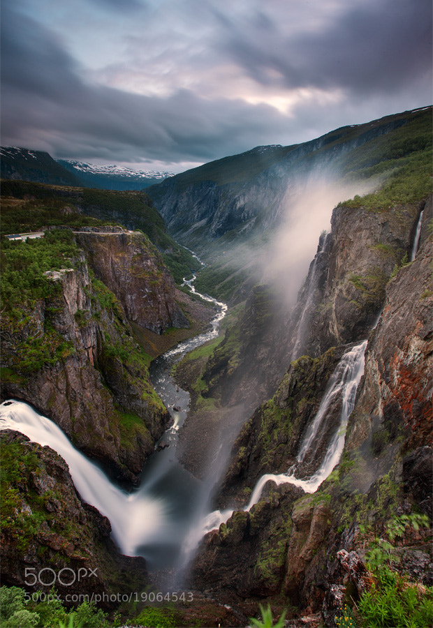 Photograph Vøringfossen by Stephen Emerson on 500px