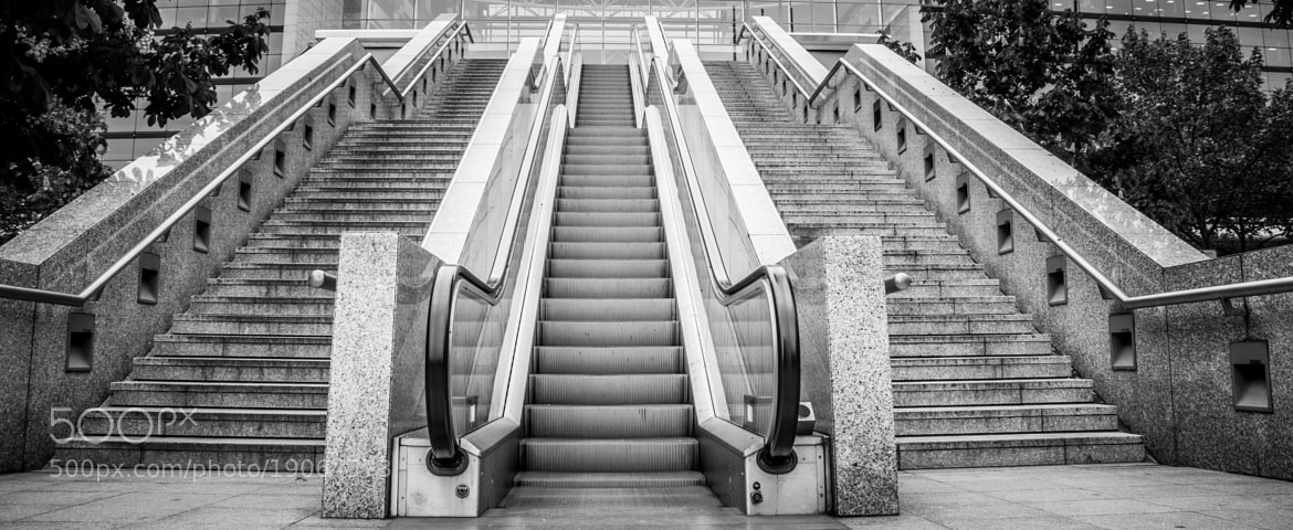 Photograph Stairs by Christian  MICHEL on 500px