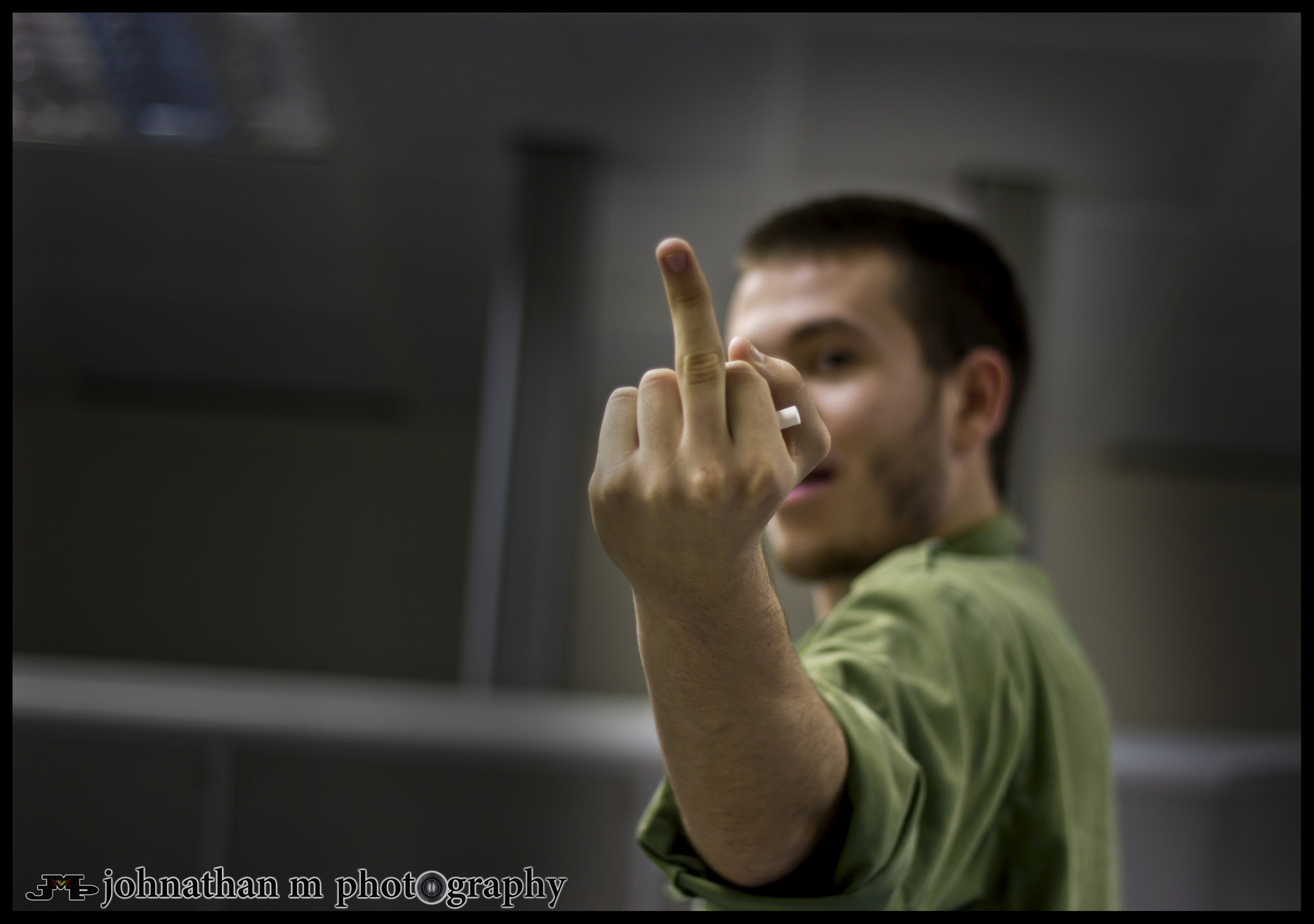 Photograph  Fu*k you paparazzi by Johnathan Maytliss on 500px