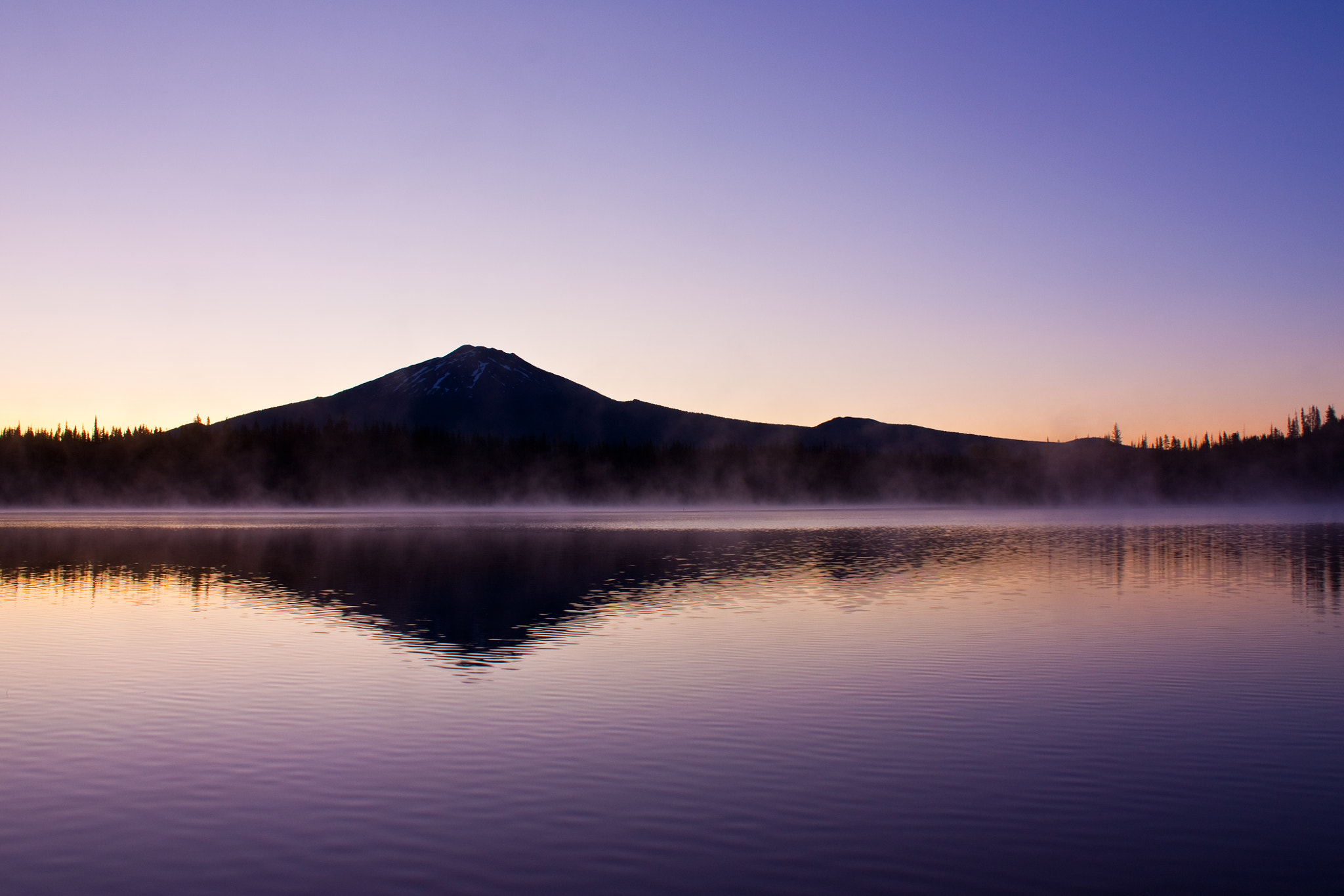 Photograph Elk Lake Sunrise by Jordan Hackworth on 500px