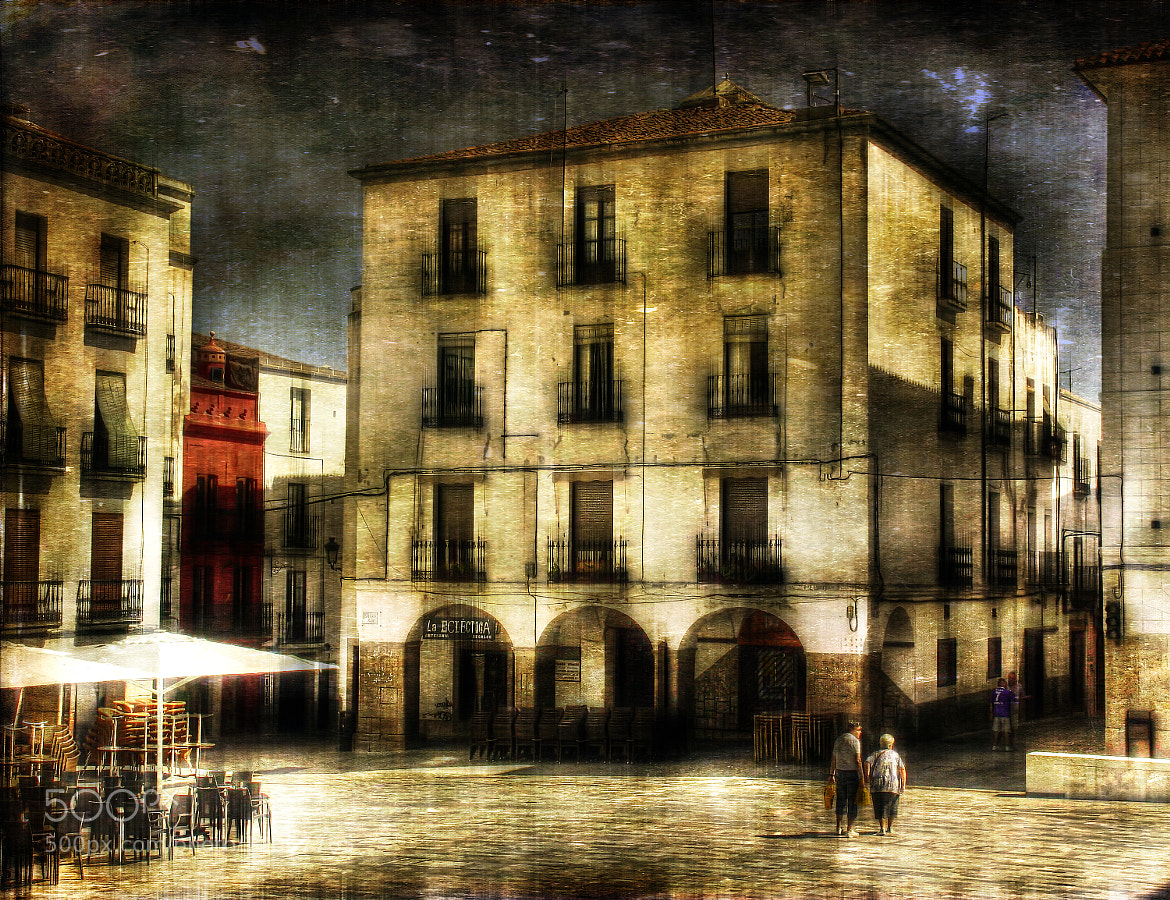 Photograph Caceres by Dani  Parra on 500px