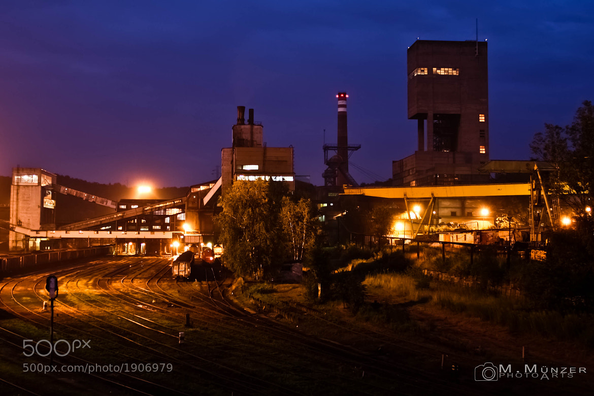 Photograph Coal Mining in Poland by Matthäus Münzer on 500px