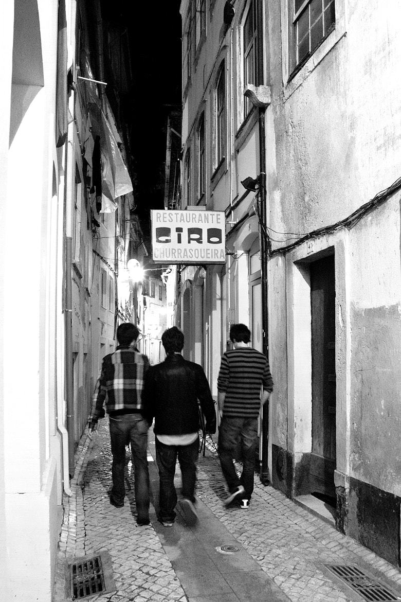 Photograph Late night in Coimbra by Frauke Gi on 500px
