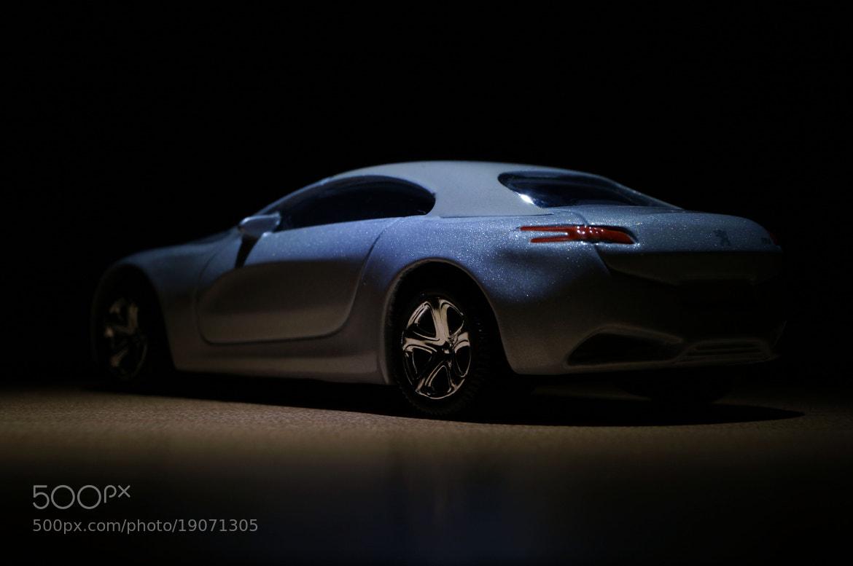 Photograph Peugeot SR1 Concept Car by Krasimir Hintolarski on 500px