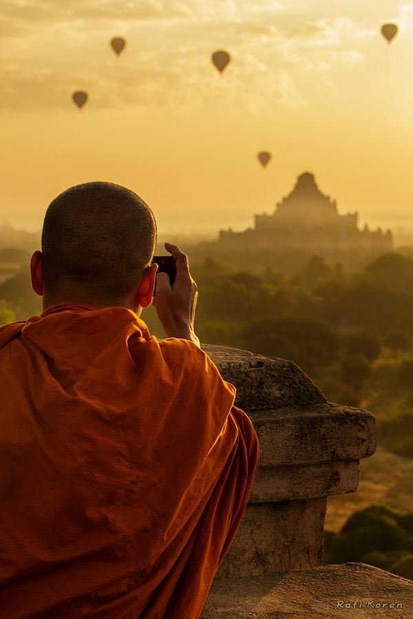 Burmese Monk 2.0
