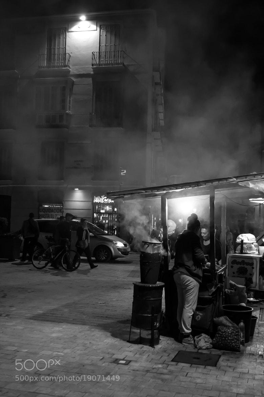 Photograph La castañera by Jesus Mateos Grondona on 500px