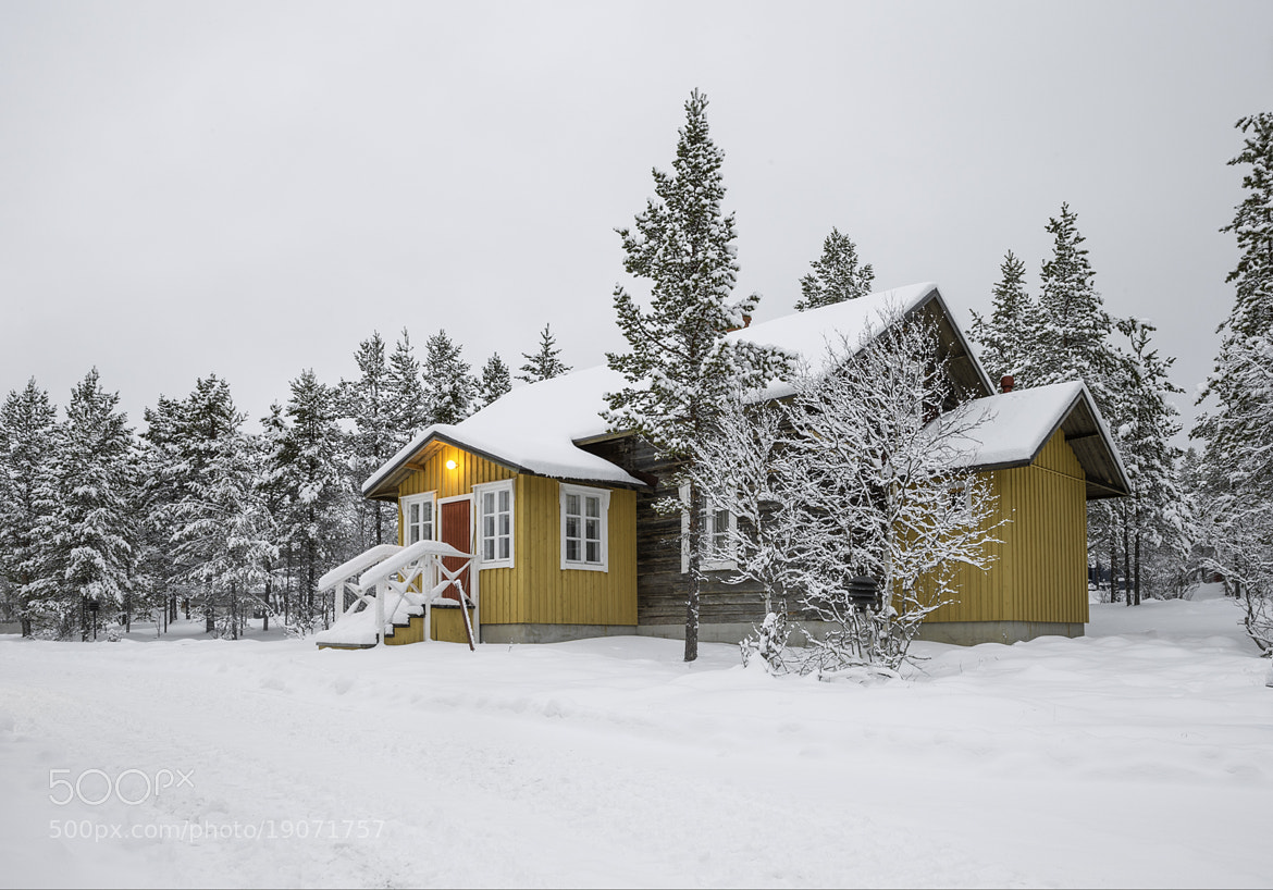 Photograph Home in Ivalo, Finland by Dorothy Brodsky on 500px
