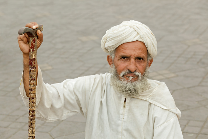 Photograph Marrakesh Man by Dorothy Brodsky on 500px