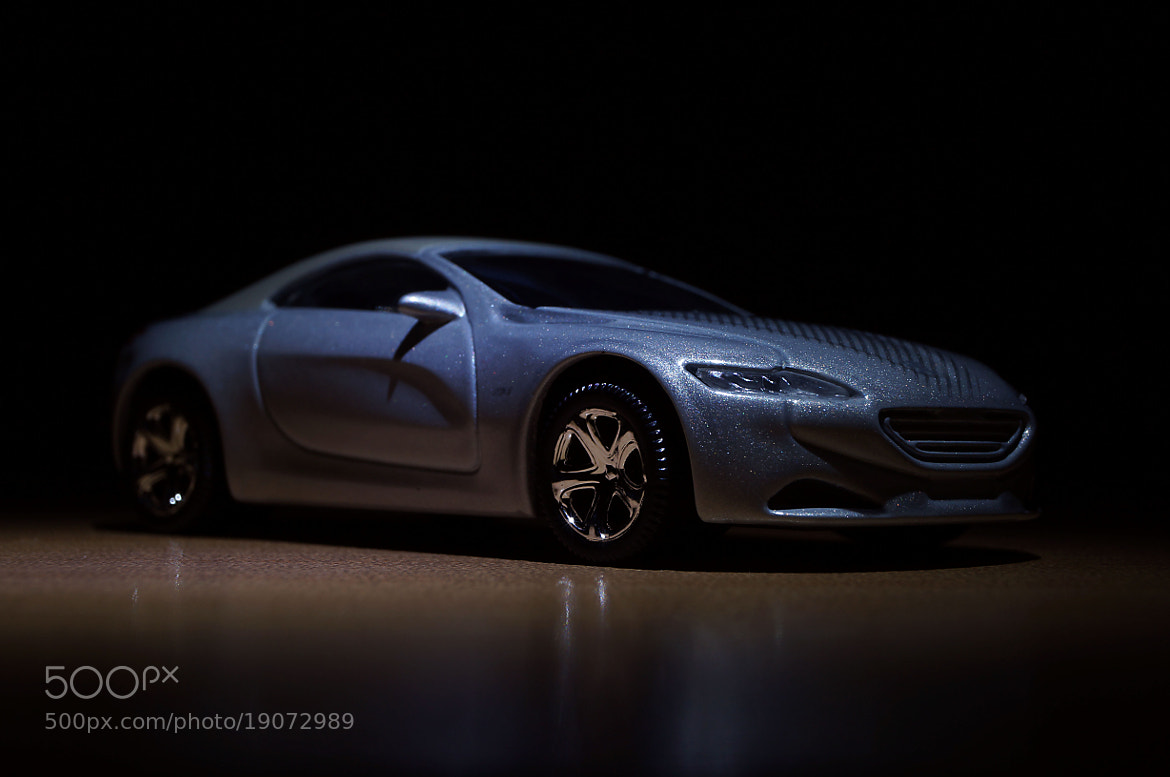 Photograph Peugeot SR1 Concept Car by Krasimir Hintolarski on 500px