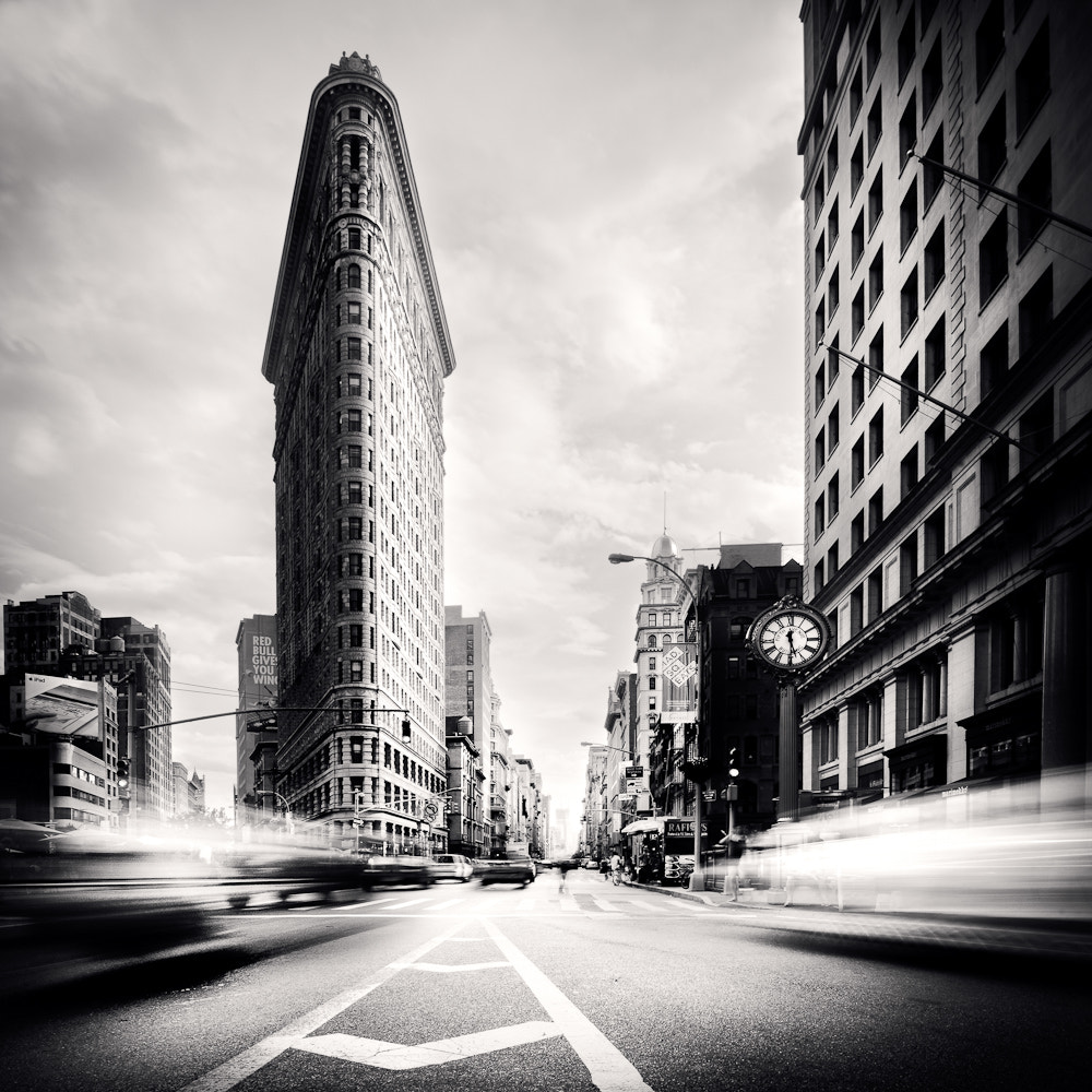 Photograph [Fuller Building - NYC],* 645 - USA 2012 by Ronny Ritschel on 500px