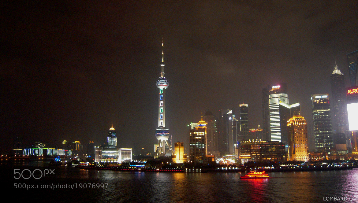 Photograph Shanghai by Claire Lombard on 500px
