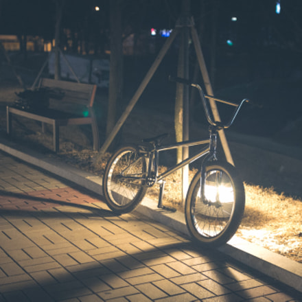 Night Ride., Canon EOS 70D, Sigma 30mm f/1.4 DC HSM