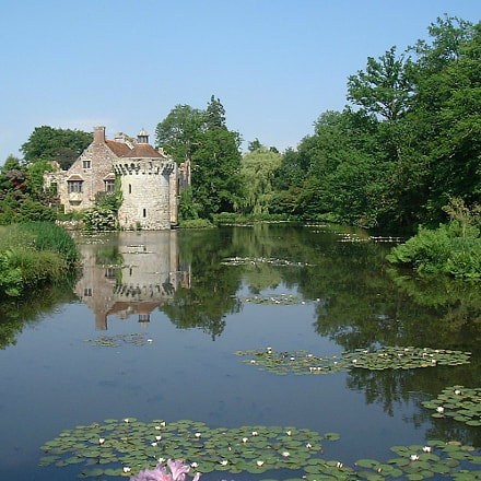 Scotney Castle, Fujifilm MX-1700ZOOM