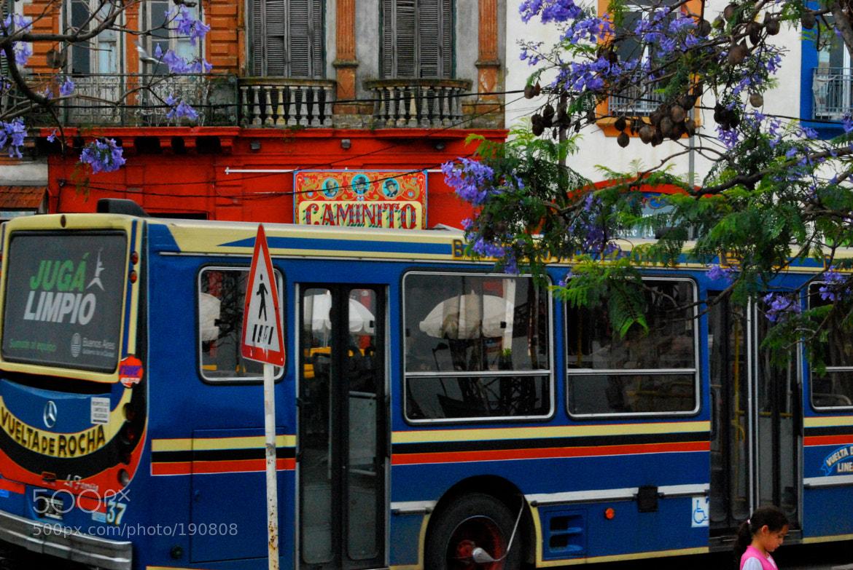 Photograph El Caminito by José Guilherme  Vasconcelos de Araújo on 500px