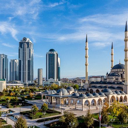Chechnya. Grozny.