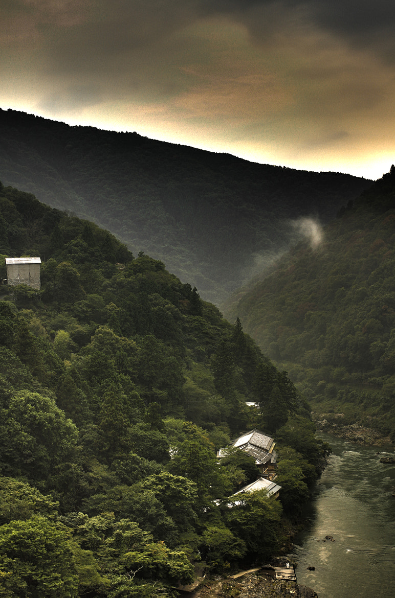 Photograph Valley in Japan HDR by Scott Novak on 500px