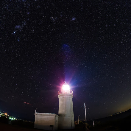 Lighthouse, Canon EOS 6D, Sigma 15mm f/2.8 EX Fisheye