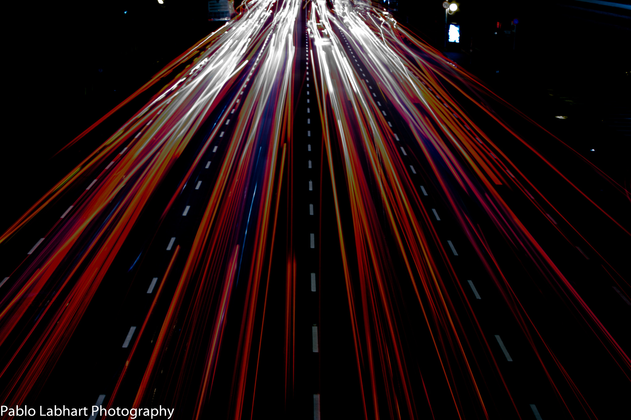 Photograph Car Lights by Pablo Labhart on 500px
