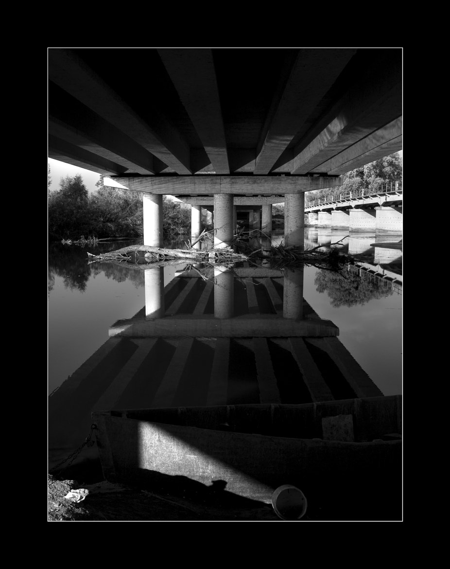 Photograph Under The Bridge by Kounoupis Anastasios  on 500px