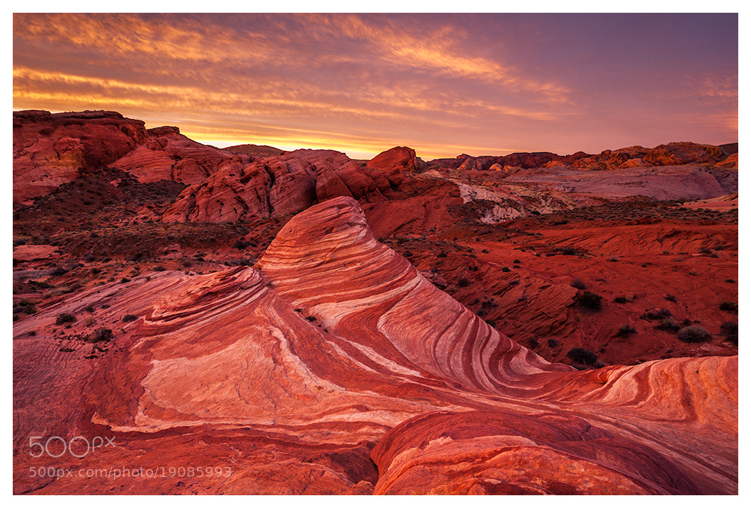 Photograph The Valley of Fire by Joseph Rossbach on 500px