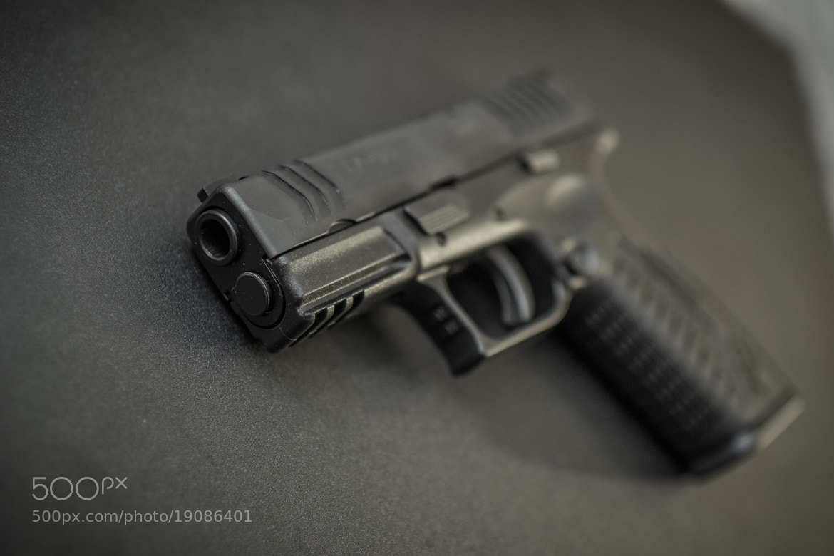 Photograph Springfield XDM .40 Cal. by Christopher Gaines on 500px