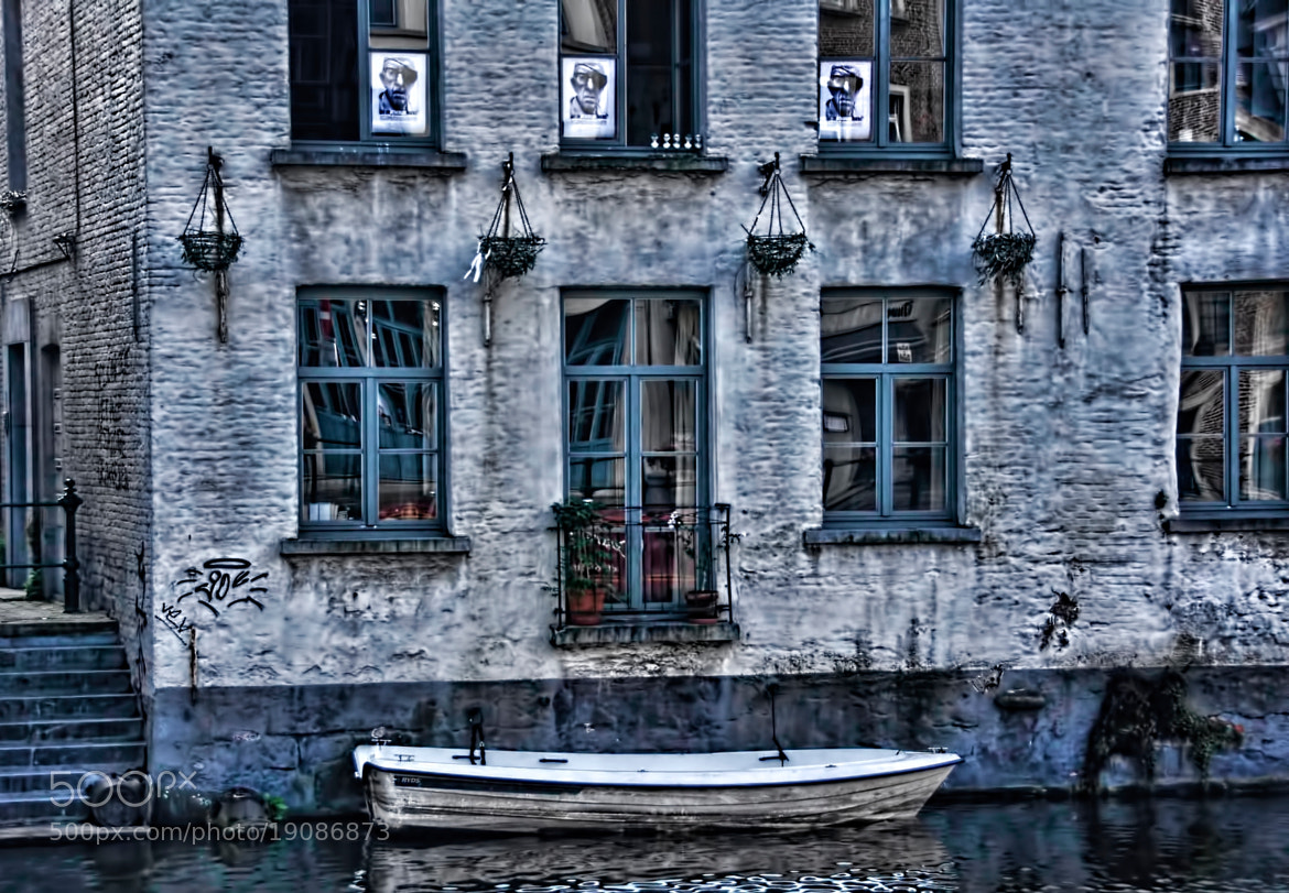 Photograph Ghent scene by John Gafford on 500px