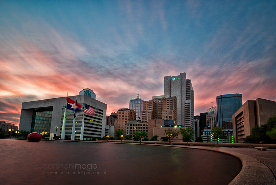 Photograph Dallas downtown, TX by Sudarshan Mondal on 500px