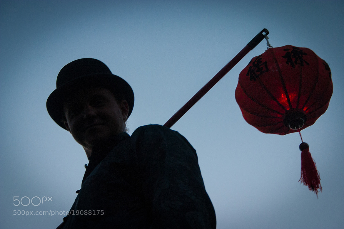 Photograph The Lantern by Chantal Brousseau on 500px