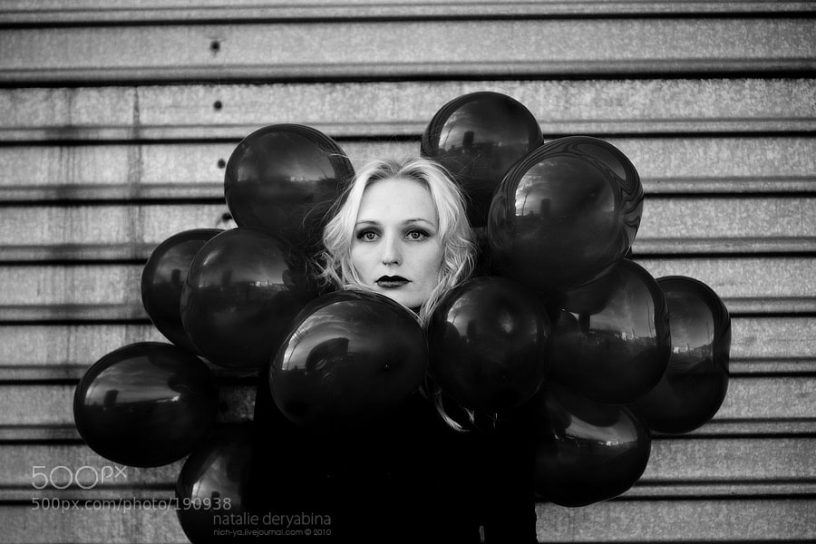 Photograph Black Magic by Natalie Deryabina on 500px