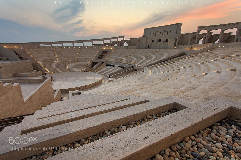Photograph Katara Amphitheater by Helminadia Ranford on 500px