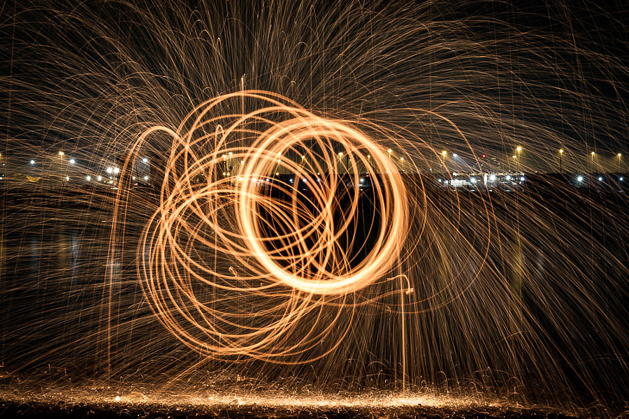WireWool by Andrew Cook on 500px.com