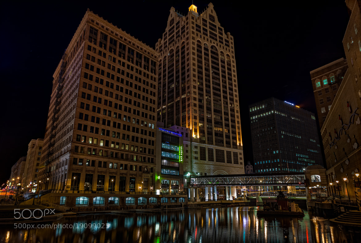 Photograph Late night Milwaukee by Brian Behling on 500px