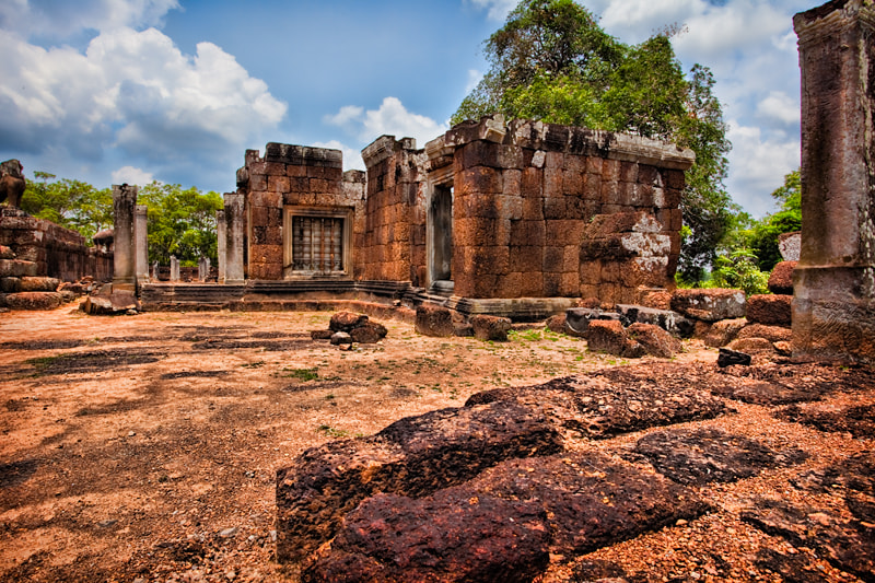 Photograph Banteay Samre (Angkor National Park, Cambodia) by Michel Latendresse on 500px