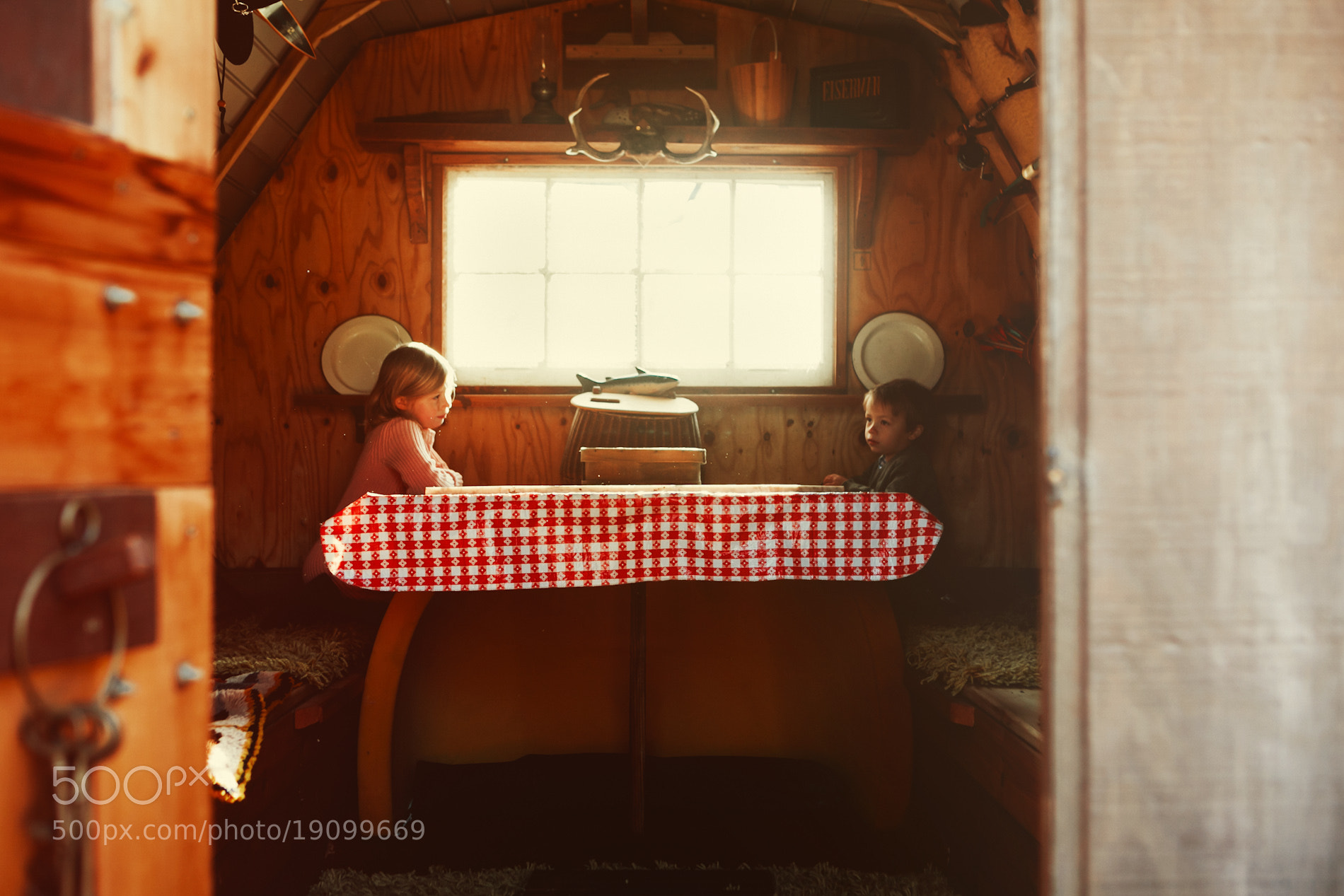 Photograph The Gypsy Caravan by C O on 500px