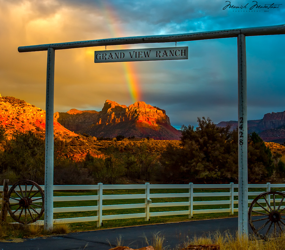 Photograph The Grand View Ranch by Manish Mamtani on 500px