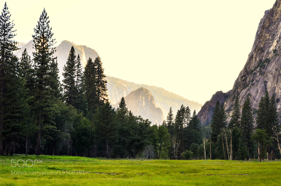 Photograph Yosemite, CA by Senthil Balakrishnan on 500px