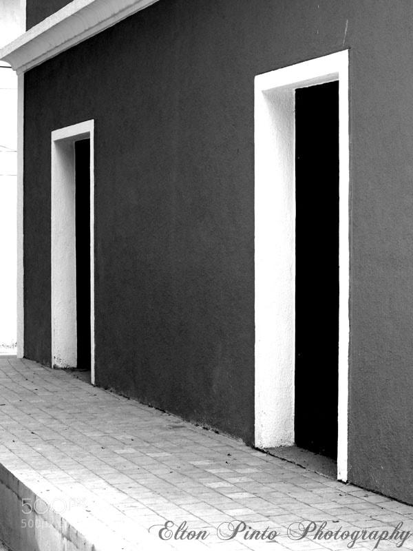 Photograph Doorways by Elton Pinto on 500px