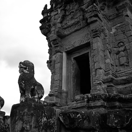 The Bakong Temple