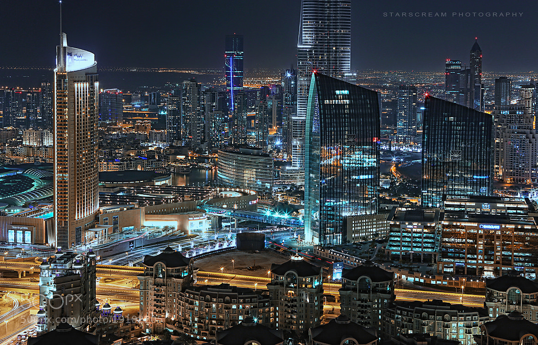 Photograph Dontown Dubai by starscream 0122 on 500px