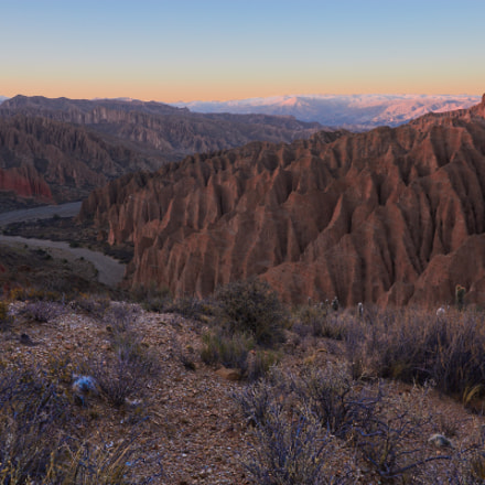 Evening canyon, Canon EOS 6D, Canon EF 16-35mm f/2.8L II USM