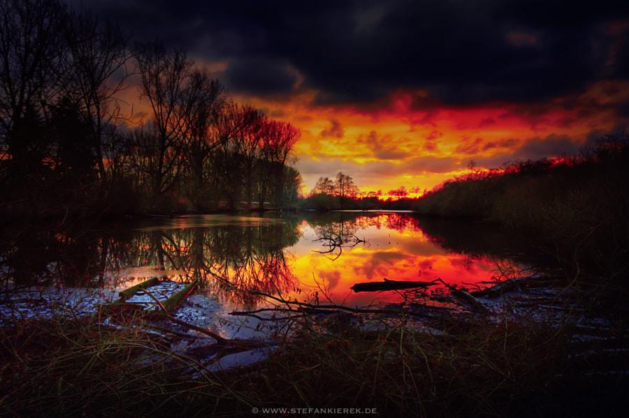 A forgotten lake