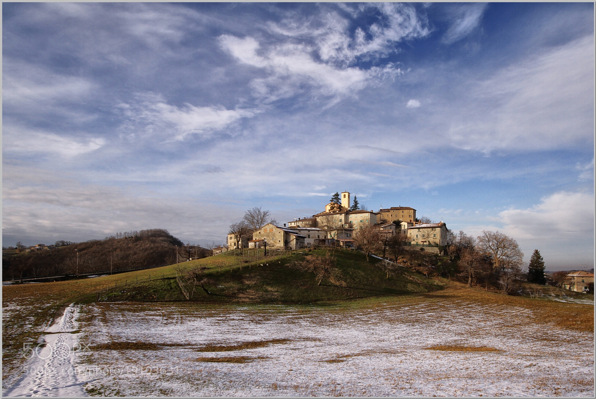 Photograph Montecorone (ITALY) by Antonio  Andreatta on 500px