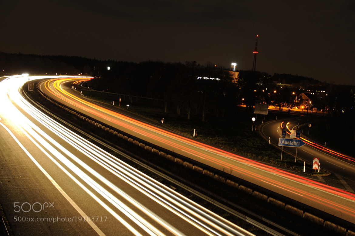 Photograph Autobahn by miguel winterpacht on 500px