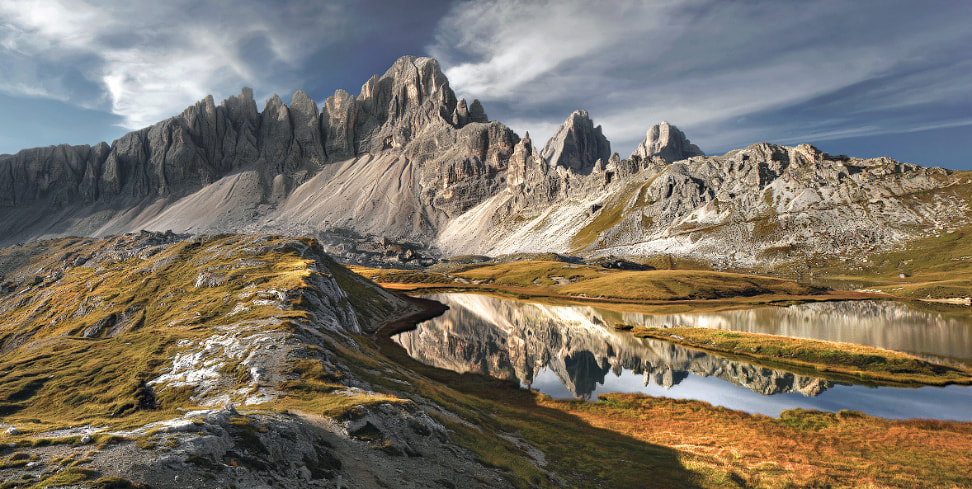 Photograph Dolomites - Dreamland by Kilian Schönberger on 500px