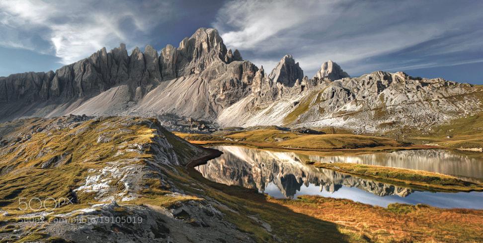 Photograph Dolomites - Dreamland by Kilian Schönberger on 500px