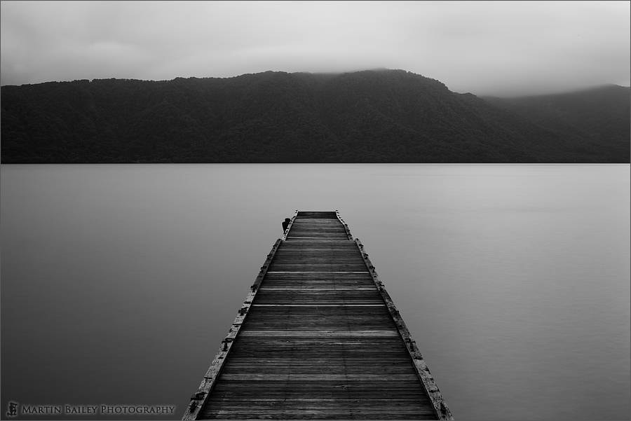 Photograph Night Jetty by Martin Bailey on 500px