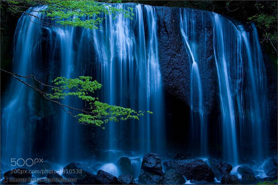 Photograph Night Falls  by Martin Bailey on 500px
