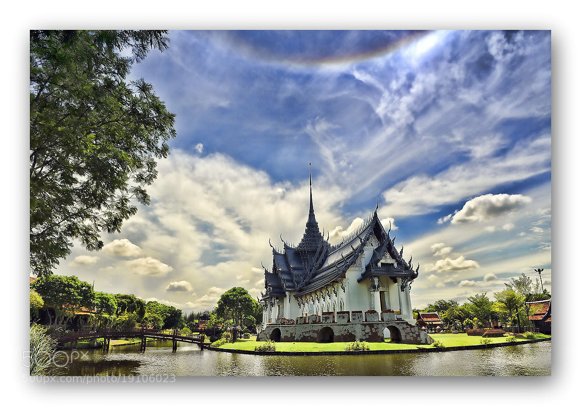 Photograph ''Sanphet Prasat Palace '' @ Muang Boran The Ancient City. by Vallobh Sukumalchan on 500px