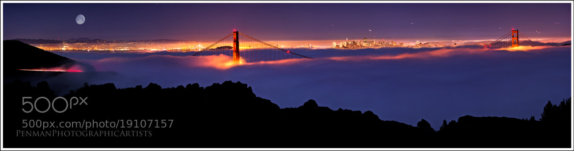 Photograph Finally, I got my fog. by Dustin Penman on 500px