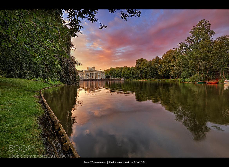 Photograph Park Lazienki ... by Pawel Tomaszewicz on 500px